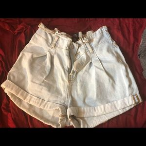 UO high waisted shorts